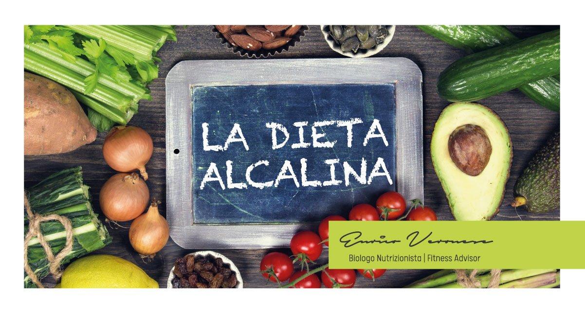 dott. Enrico Veronese la dieta alcalina