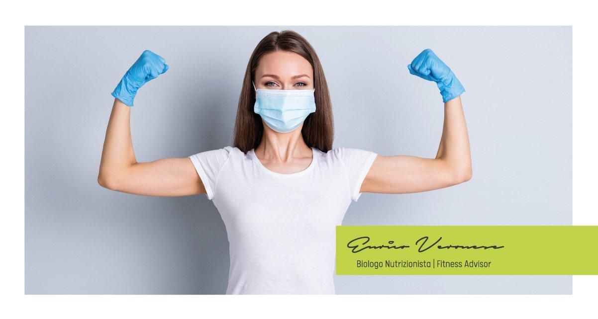 coronavirus alimentazione e sistema immunitario